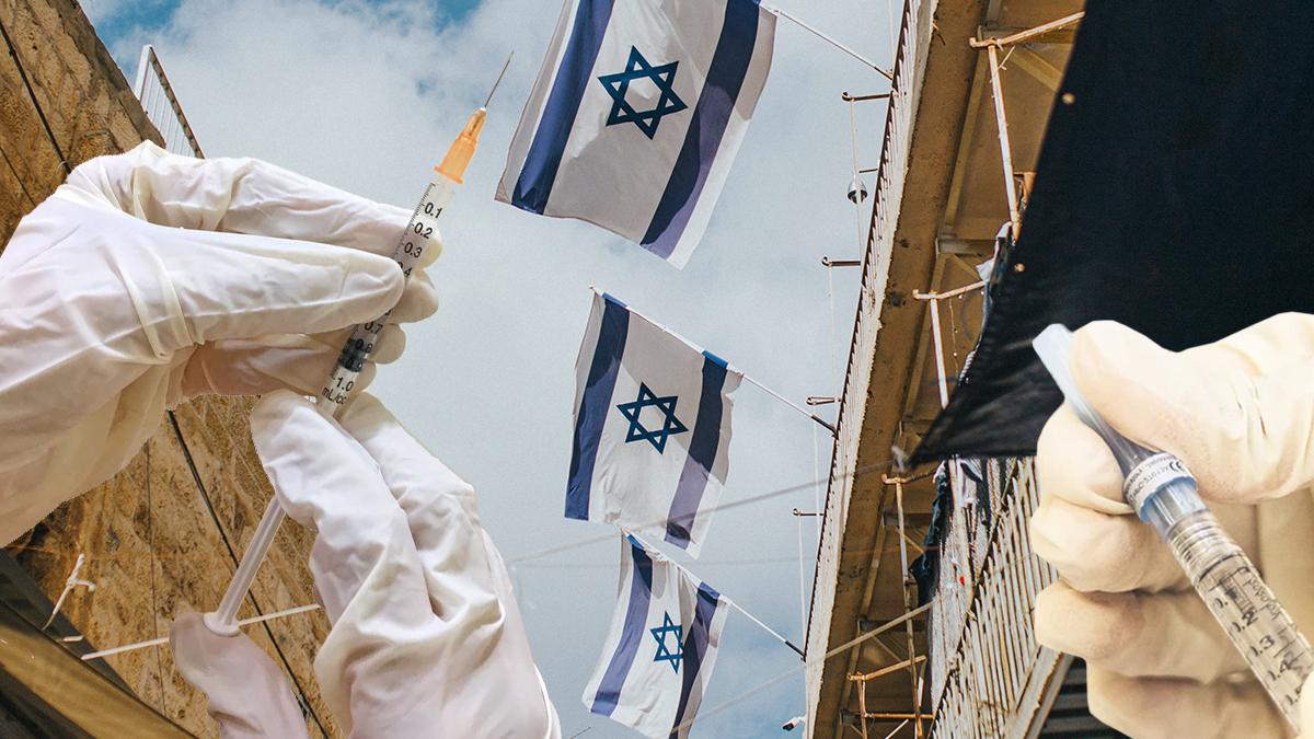 Impfen in Israel; Bild: R24