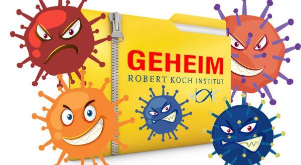 Deutsches Medium: Geheimpapier des RKI zieht erneuten Lockdown in Betracht