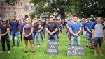 Nach Protest von Rettungskräften in Calgary: Starke Demo gegen Impfzwang auch in Toronto